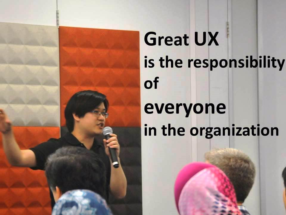 UX Malaysia 2013 - Mike Lai , UX Strategist & Educator (China)