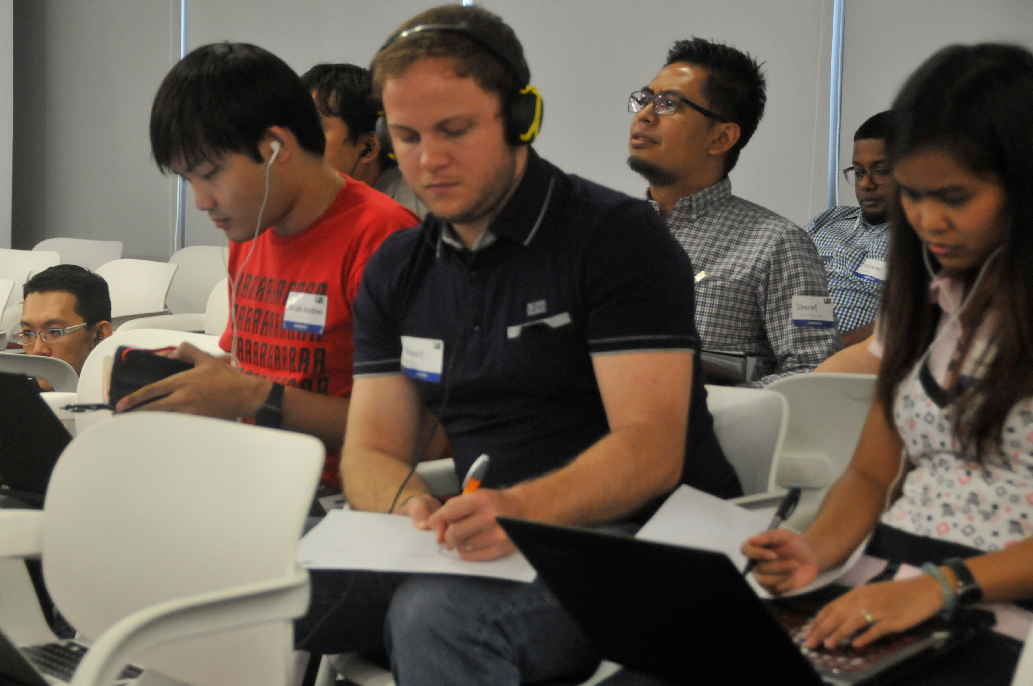 UX Malaysia 2013 - Analysis of Remote Usability Testing in action!